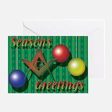 Seasons Greetings Greeting Card