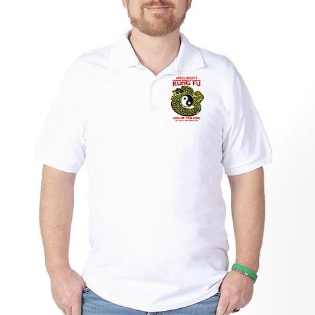 Leroy Green's School of Kung Golf Shirt