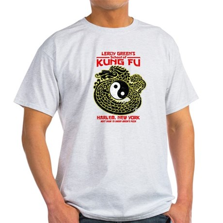 Leroy Green's School of Kung Light T-Shirt