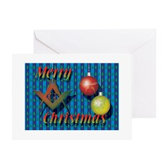Appendant bodies Seasons Greeting Card