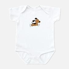 Cute Puppy Infant Bodysuit