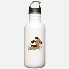 Cute Puppy Water Bottle