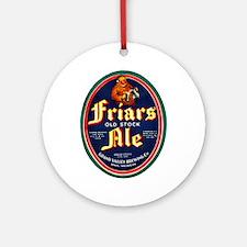 Michigan Beer Label 9 Ornament (Round)