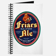 Michigan Beer Label 9 Journal