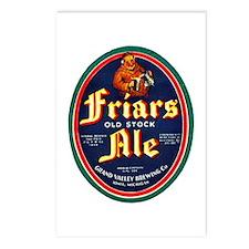 Michigan Beer Label 9 Postcards (Package of 8)