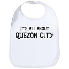All about Quezon City Bib
