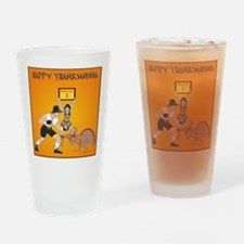 Cute Mma thanksgiving Drinking Glass