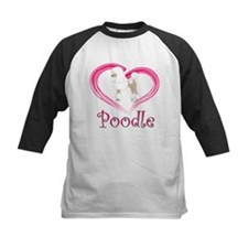 Heart My Poodle Tee