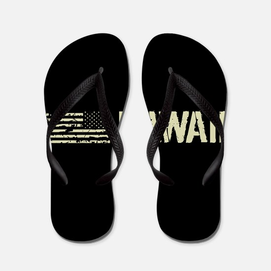Black Flag: Hawaii Flip Flops