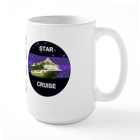 Star Princess Cruise Large Mug