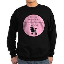 Girls Best Friend Sweatshirt
