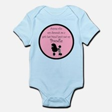 Girls Best Friend Infant Bodysuit