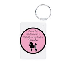 Girls Best Friend Keychains