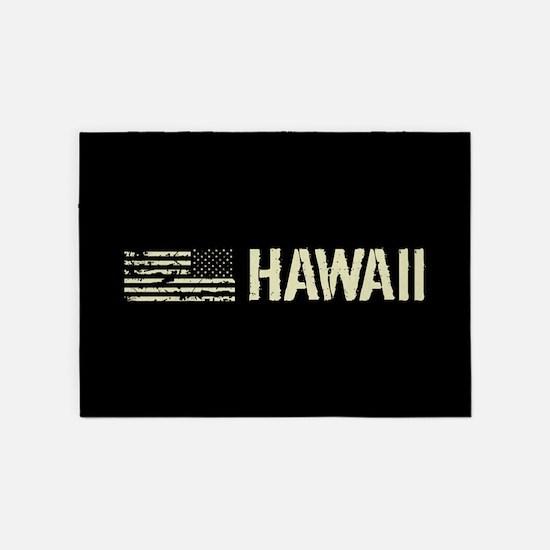 Black Flag: Hawaii 5'x7'Area Rug