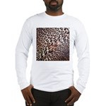 Exotic Leopard Print Long Sleeve T-Shirt