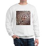 Exotic Leopard Print Sweatshirt