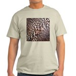 Exotic Leopard Print Light T-Shirt