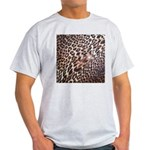 Exotic Leopard Print Light T-Shirt