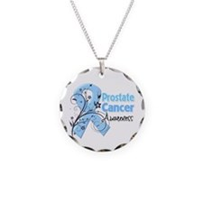 Prostate Cancer Awareness Necklace