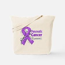 Pancreatic Cancer Awareness Tote Bag