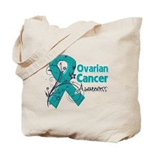 Ovarian Cancer Awareness Tote Bag