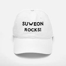 Suweon Rocks! Baseball Baseball Cap