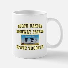 North Dakota Highway Patrol Mug