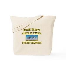 North Dakota Highway Patrol Tote Bag