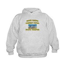 North Dakota Highway Patrol Hoodie