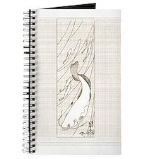 Kuniyoshi Catfish Journal