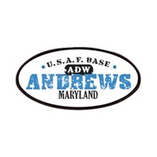Andrews Air Force Base Patches
