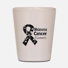 Melanoma Awareness Shot Glass