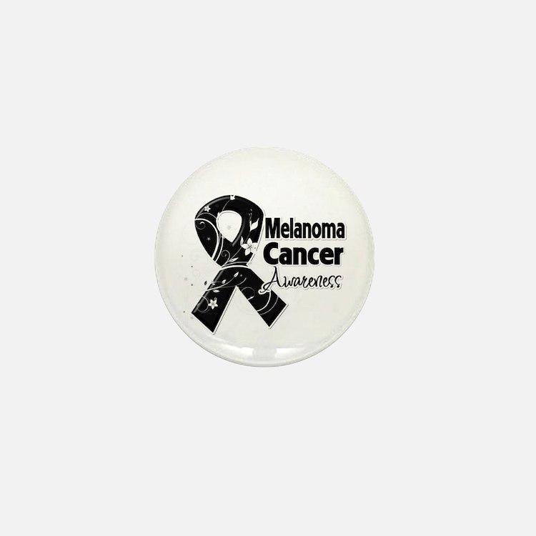 Melanoma Awareness Mini Button