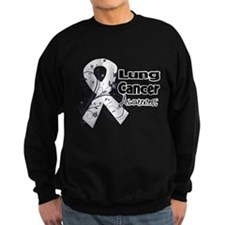 Lung Cancer Awareness Jumper Sweater