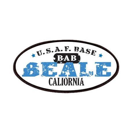 Beal Air Force Base Patches