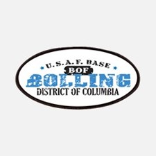 Bolling City Air Force Base Patches