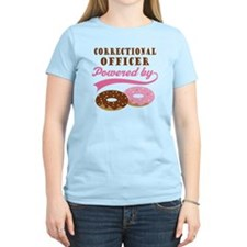 Correctional Officer Gift Donuts T-Shirt