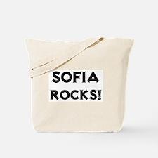 Sofia Rocks! Tote Bag