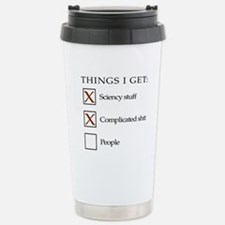Things I get - people are not one of them Mugs