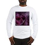 Tiled Rose Long Sleeve T-Shirt