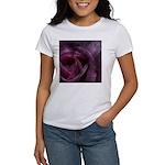Tiled Rose Women's T-Shirt