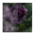 Rose Forever Poem Tile Tile Coaster