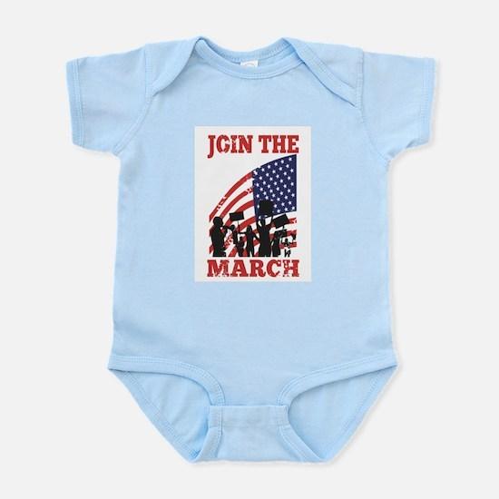 Occupy Wall Street Infant Bodysuit