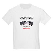 Old New Possum Friends T-Shirt