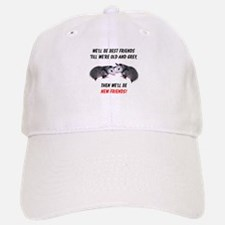 Old New Possum Friends Baseball Baseball Cap