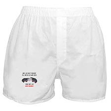 Old New Possum Friends Boxer Shorts