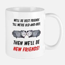 Old New Possum Friends Mug