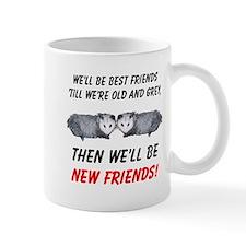 Old New Possum Friends Mug