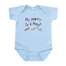 Registered Nurse IV Infant Bodysuit