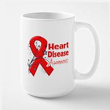 Heart Disease Awareness Mug